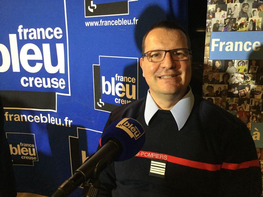 Colonel Frédéric DELCROIX