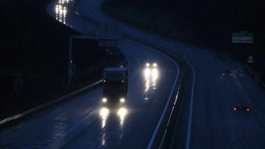 L'automobiliste a roulé au moins un quart d'heure à contre-sens sur l'A28 puis l'A10