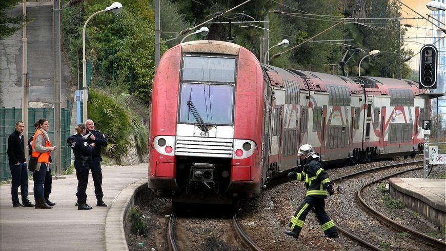 Le corps d'un migrant a été retrouvé carbonisé sur le toit d'un train en provenance de Vintimille (photo illustration)