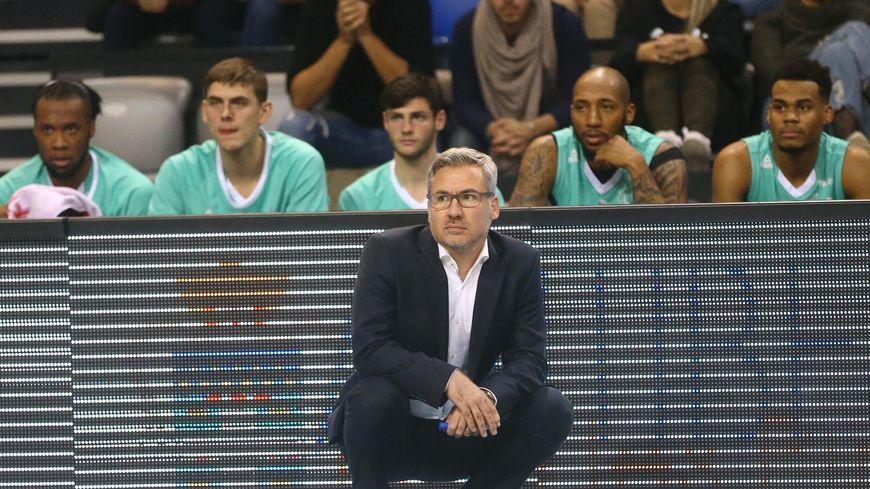 Même marqué par une défaite, ce match face à Strasbourg a pu rassurer le coach Serge Crèvecoeur sur les possibilités de son équipe (Archives).