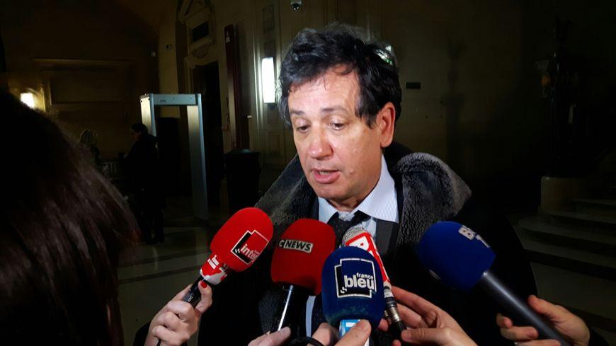 Didier Seban, avocat de dizaines de parties civiles au procès de Jawad Bendaoud