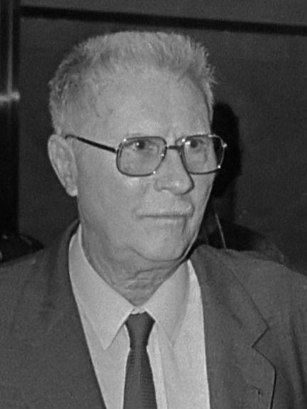 Jean Prouvé en 1981