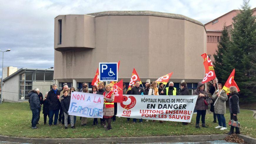 La manifestation est organisée par la CGT ce samedi dans les rues de Saint-Chamond
