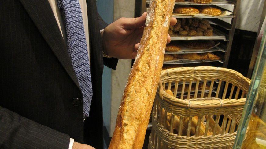 La mairie de Saint-Front en Haute-Loire a fait dépôt de pain cette semaine