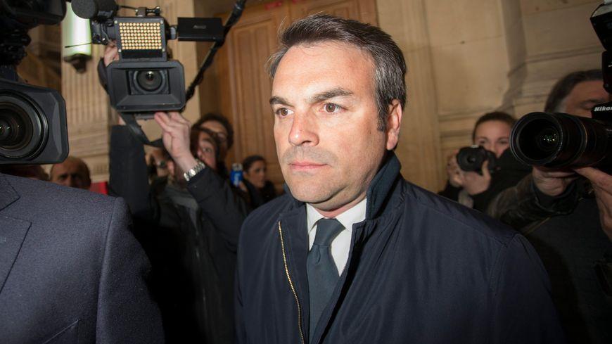 Thomas Thévenoud, ancien député de Saône-et-Loire et secrétaire d'État
