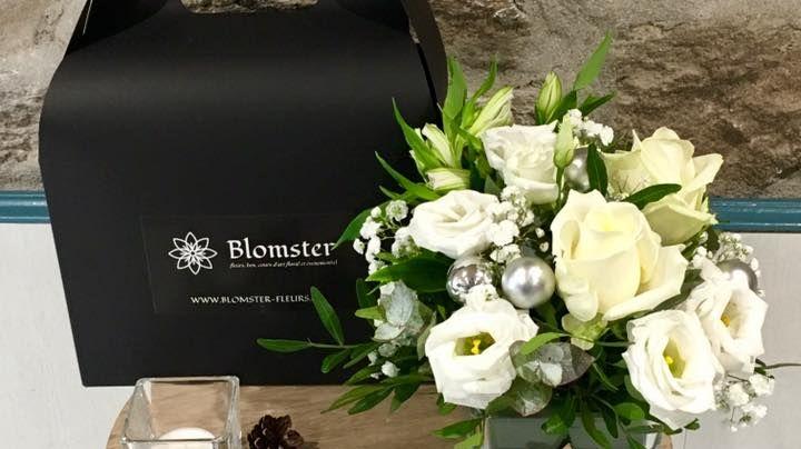 La box Blomster de Mélanie Le Bris