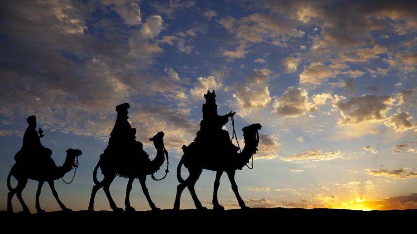 Les trois rois mages