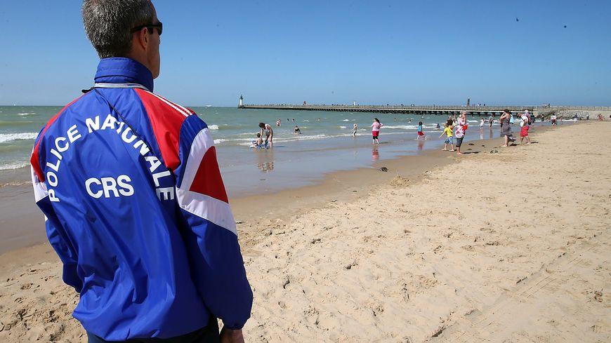 297 Nageurs-Sauveteurs CRS assureront la sécurité sur les plages l'été prochain