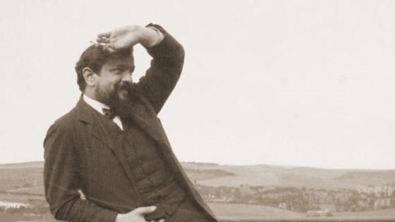 Claude Debussy à Pourville