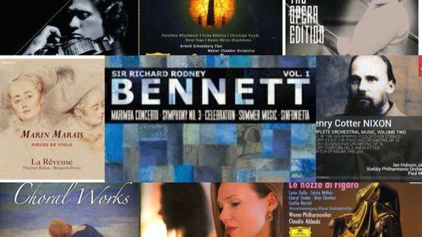 Actualité du disque : Tchaikovski, Dvorak, Janacek...