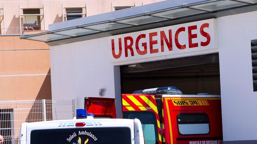 Les urgences sont encombrées (photo d'illustration)