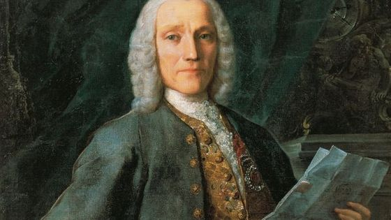 Portrait de Domenico Scarlatti (1685 -1757), © Getty / Photo By DEA PICTURE LIBRARY/De Agostini