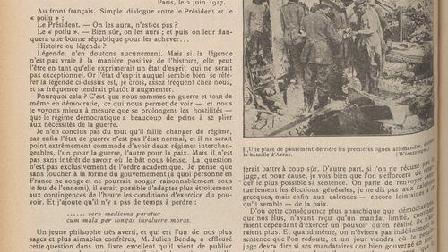 Autour de 1914, nouvelles figures de la pensée : sciences, arts, lettres (5/8) : Les philosophes face à la guerre