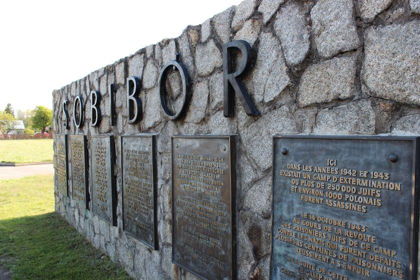 Le camp d'extermination de Sobibor. (2014)