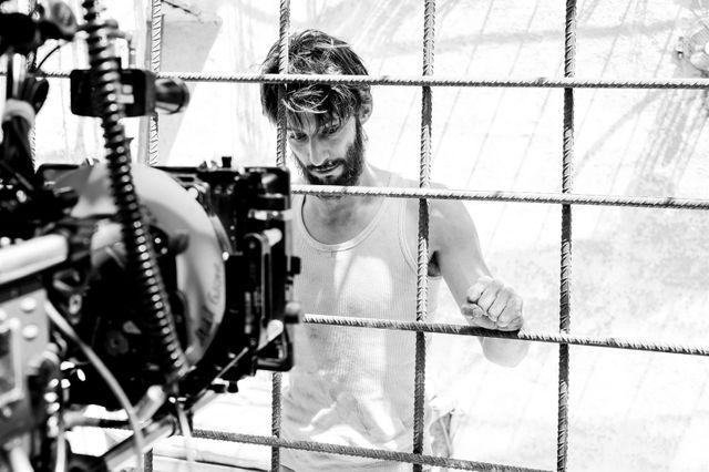 """Pierre Niney sur le tournage de """"La promesse de l'aube"""""""