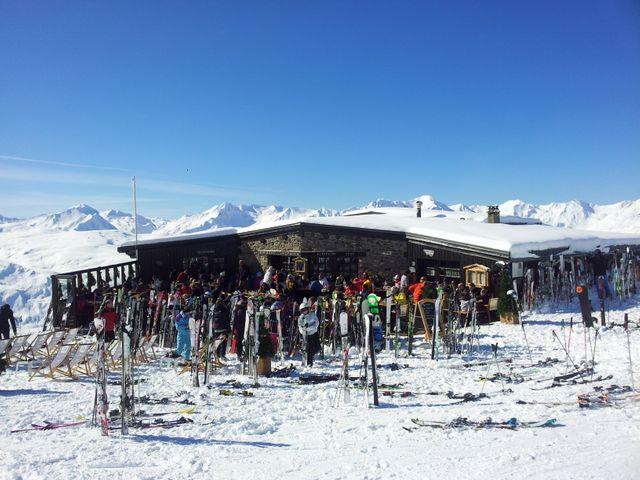 Méribel, ou Méribel-les-Allues, une station de sports d'hiver