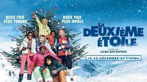 """Affiche """"La deuxième étoile"""" un film de Lucien Jean-Baptiste"""