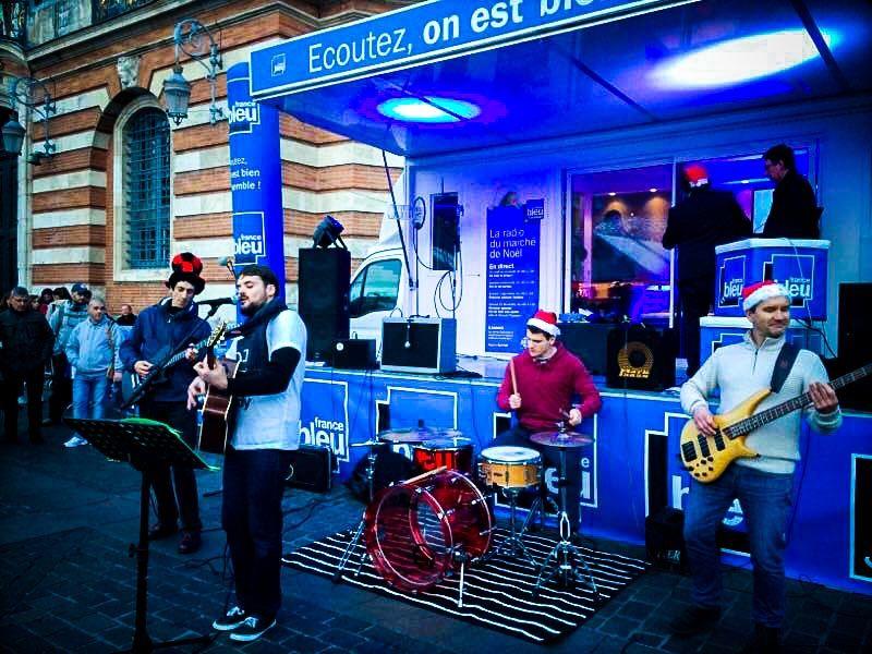 DEZ sur France Bleu Occitanie à Toulouse