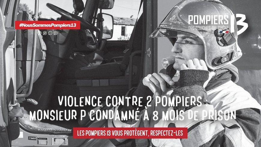 Les pompiers du SDIS 13 avaient lancé justement une campagne de sensibilisation en décembre dernier
