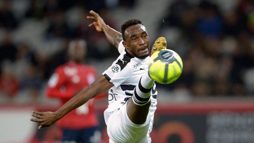 Firmin Mubele avait marqué face à Toulouse en début de saison.