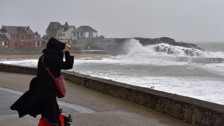 La tempête Carmen arrive (photo d'illustration)