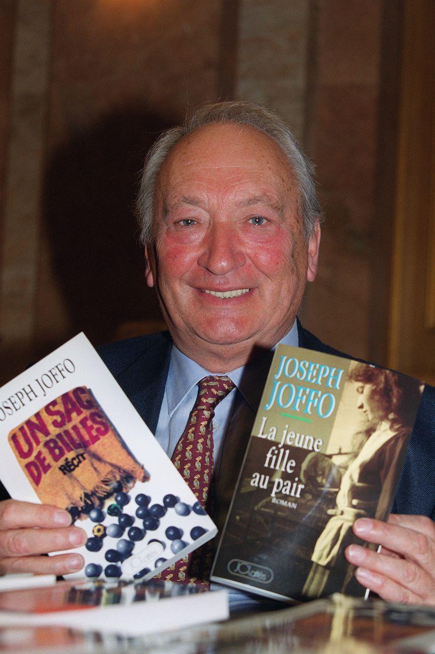 Avec les ouvrages de Joseph Joffo, Jean-Claude Lattès a connu ses premiers succès.