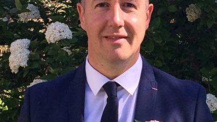 Sébastien Marais, le futur maire de la Membrolle-sur-Choislle