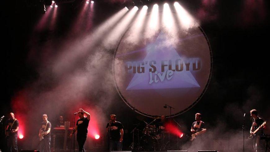 Les Pig's Floyd