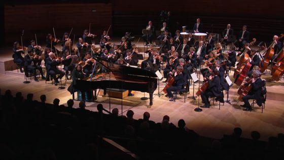 L'Orchestre philharmonique de Radio France joue Onslow et Beethoven avec Elisabeth Leonskaja