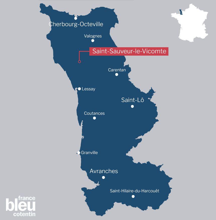 Les nouveaux horaires du bureau de poste de Saint-Sauveur-le-Vicomte mécontent les habitants et le maire de la commune