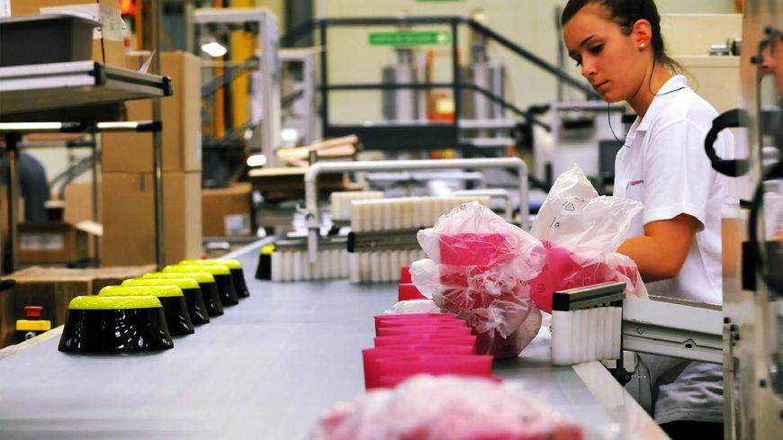 La production devrait être quasi nulle jusqu'à jeudi à l'usine Tupperware de Joué-les-Tours
