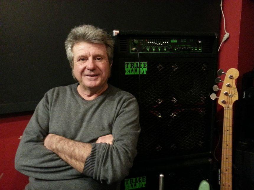Eric Roux de la Rock School Barbey à Bordeaux