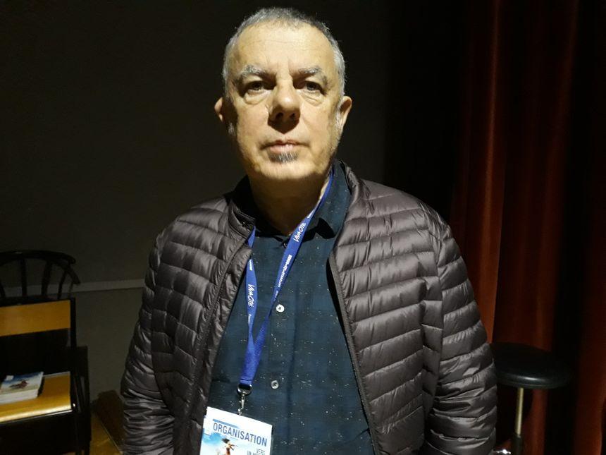 Jean Rémy Abélard, le directeur du Carroi, l'association culturelle de La Flèche qui organise localement La Folle Journée