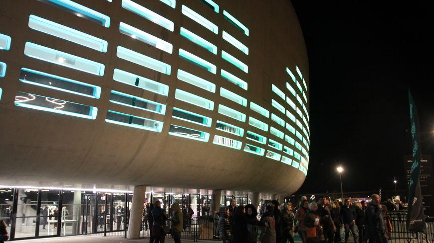 La nouvelle salle de Floirac peut contenir jusqu'à 11.300 personnes.