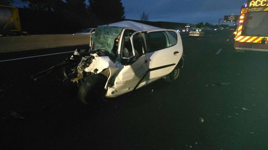 L'accident a été provoqué par un automobiliste qui roulait à contre-sens