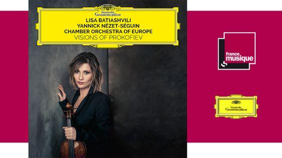 Lisa Batiashvili - Visions of Prokofiev