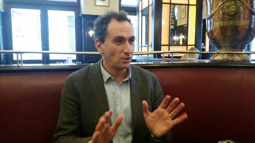 Vincent Feltesse souhaite apparaître plus fréquemment dans le débat bordelais.