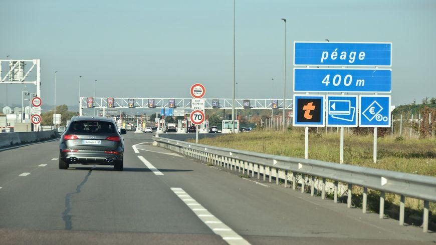 Les tarifs des péages augmentent de 1.39% en moyenne cette année sur les autoroutes de la Sanef