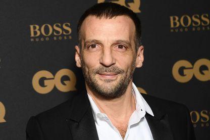 Mathieu Kassovitz en novembre 2017 à la remise de son prix d'acteur de l'année GQ 2017