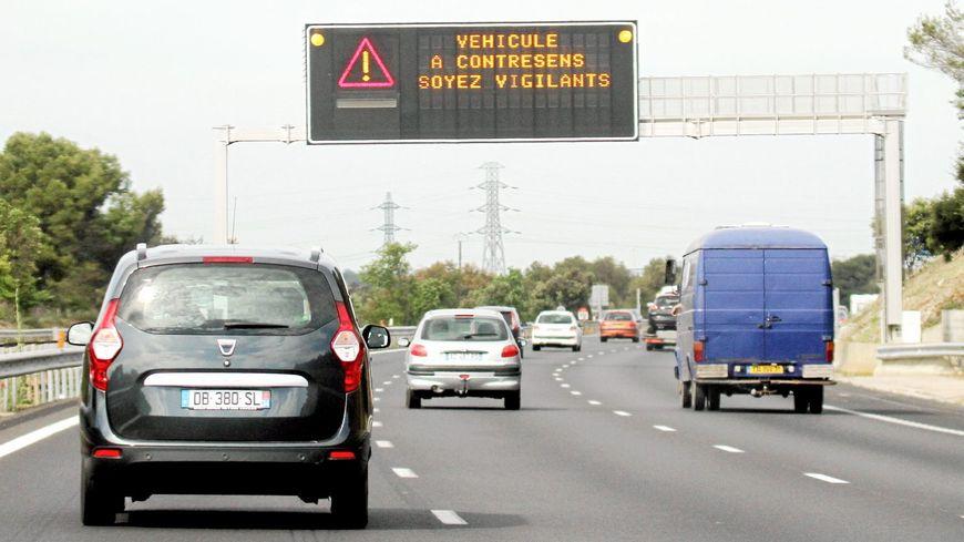 Près de 400 véhicules en contresens sont détectés sur les autoroutes françaises chaque année