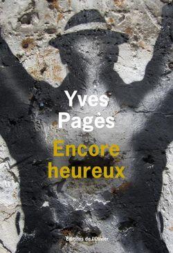 un livre d'Yves Pagès