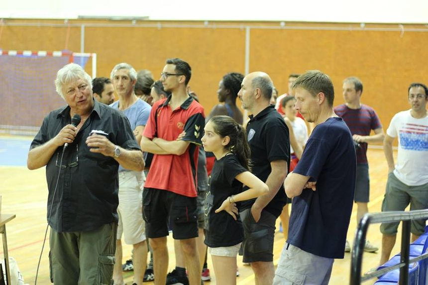 Maurice Bucquet et les bénévoles du GNMHB réalisent un travail pédagogique remarquable auprès des jeunes du club