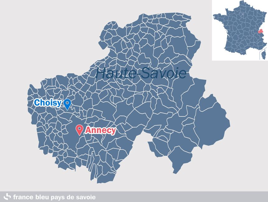 Choisy, en Haute-Savoie