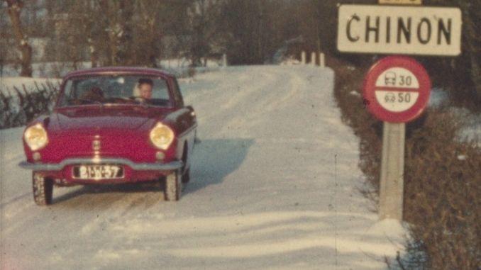 Hiver 1962 à Chinon