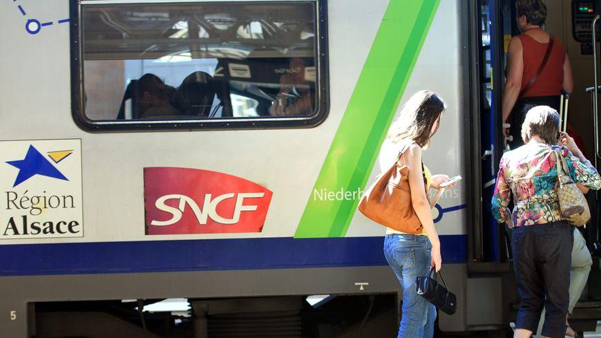 La SNCF devrait perdre le monopole des TER dès 2021 dans le Grand Est