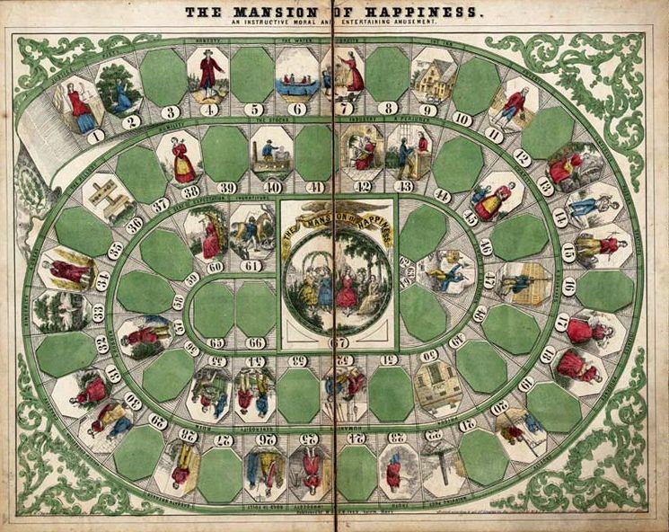 The Mansion of happiness - Comme dans un jeu, le plaisir peut s'avérer très addictif