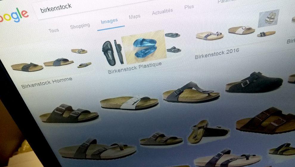 Mal La Toile Les Agitent Chaussures Orthographiées DIWH2E9