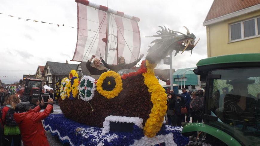 Le Carnaval de Hoerdt en 2017