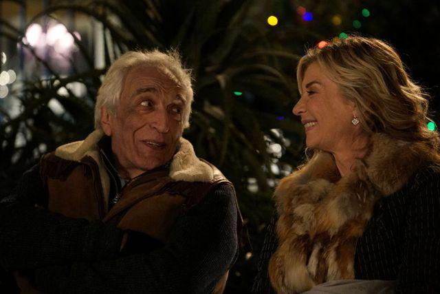 """Gérard Darmon et Michèle Laroque dans """"Brillantissime"""""""