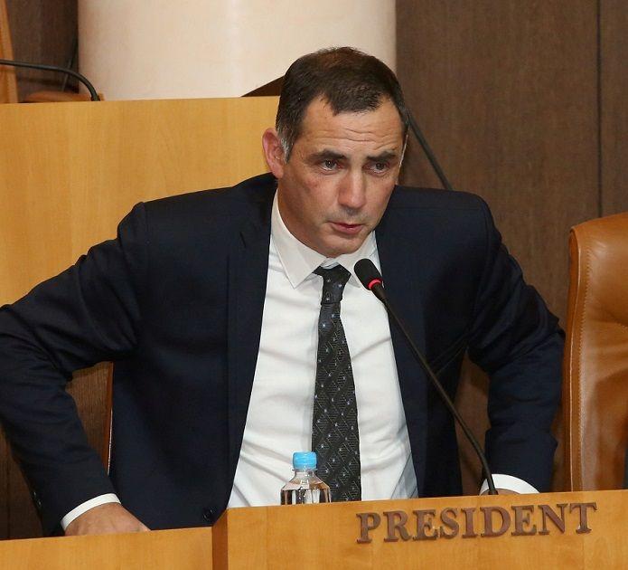Gilles Simeoni élu président de l'exécutif de Corse
